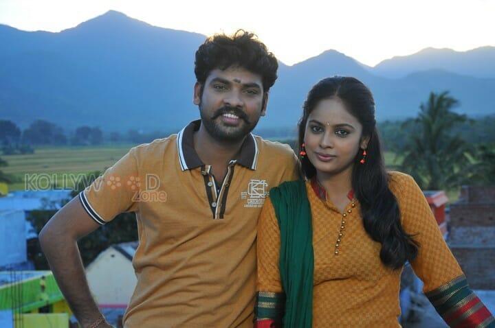 Anjala Movie - Vimal and Nandita