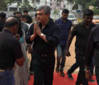 Ajith participating in Jallikattu protest