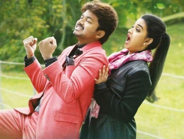 Bairavaa - Vijay and Keerthy Suresh