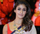 Actress Nayantara in Saree
