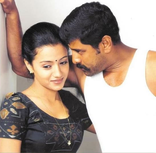 Saamy 2 - Vikram and Trisha