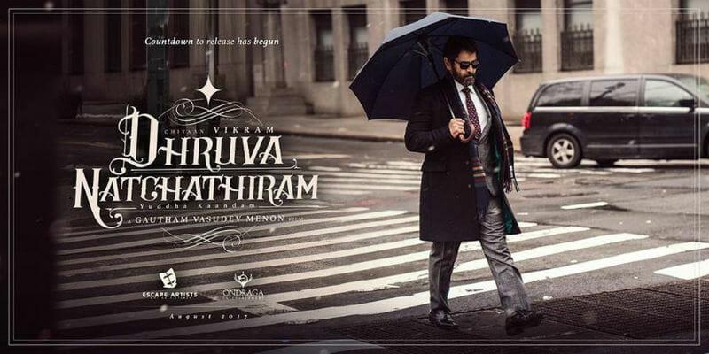 vikram dhruva natchathiram  - Dhruva Natchathiram release date announced?