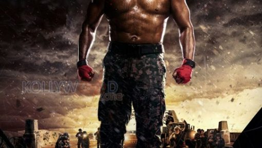 Thala Ajith Vivegam First Look Poster