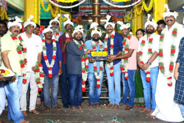 Siva Karthikeyan Samantha Simran New Movie Pooja