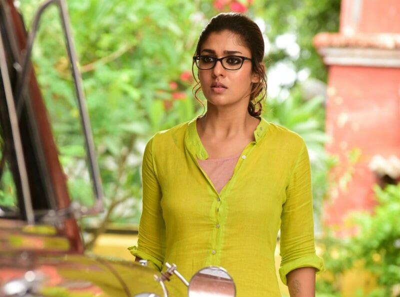 nayanthara in dora - Nayanthara in another female oriented Movie