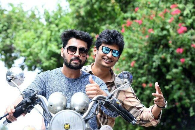 Jiiva and Murali VIjay
