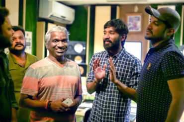 Dhanush Records a Song for Vijay Yesudas's Film