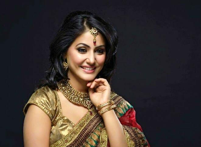 Bigg Boss contestant and Hindi TV actress, Hina Khan