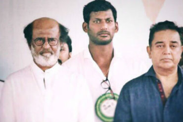 Two Legends Clash at Sivaji Ganesan's Statue Unveiling