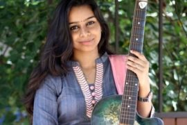 19 Year Old Female Music Director R Sivatmikha Creates History
