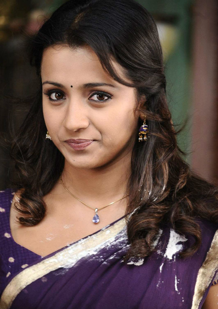 trisha - Trisha got the status of UNICEF celebrity advocate