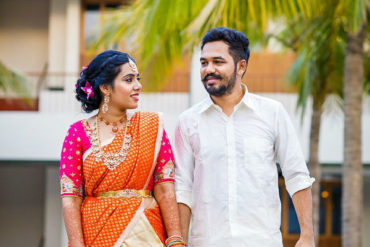 Hiphop Tamizha Adhi Wedding