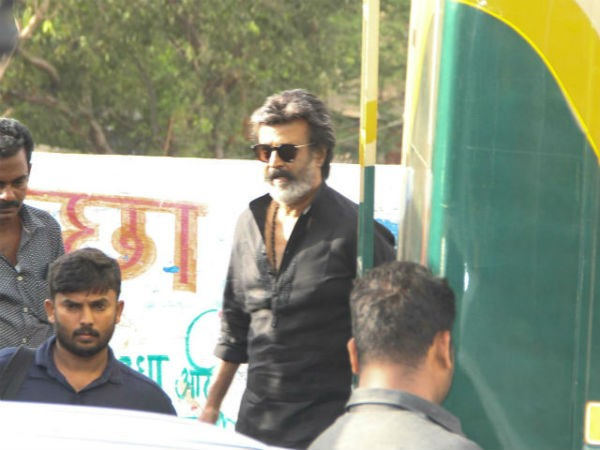 Superstar in Kaala