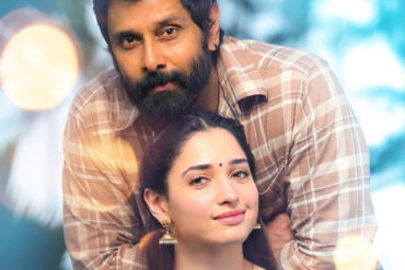 Vikram was a treat to watch but otherwise 'Sketch' was disappointing
