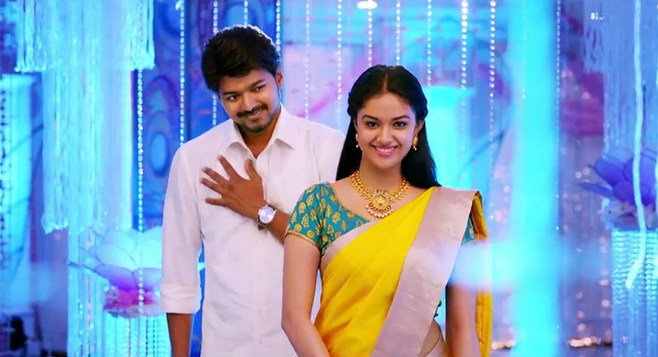 Keerthy and Vijay