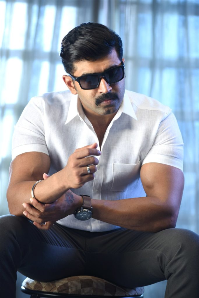 arun vijay chekka chivantha vaanam 683x1024 - Fahadh Faasil is replaced by Arun Vijay in Chekka Chivantha Vaanam