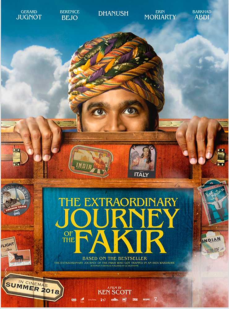 Dhanush The Extraordinary Journey of the Fakir