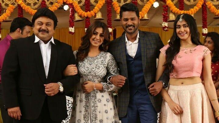 Charlie Chaplin 2 - Prabhu, Adah Sharma, Prabhu Deva, Nikki Galrani