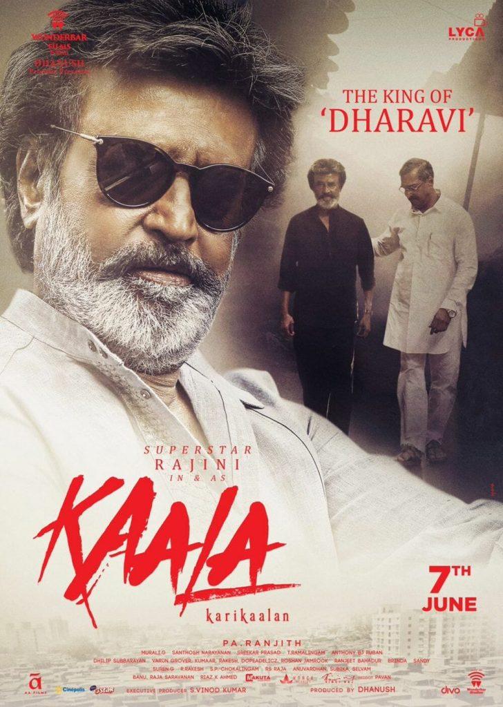 kaala poster 728x1024 - Kaala Movie Review