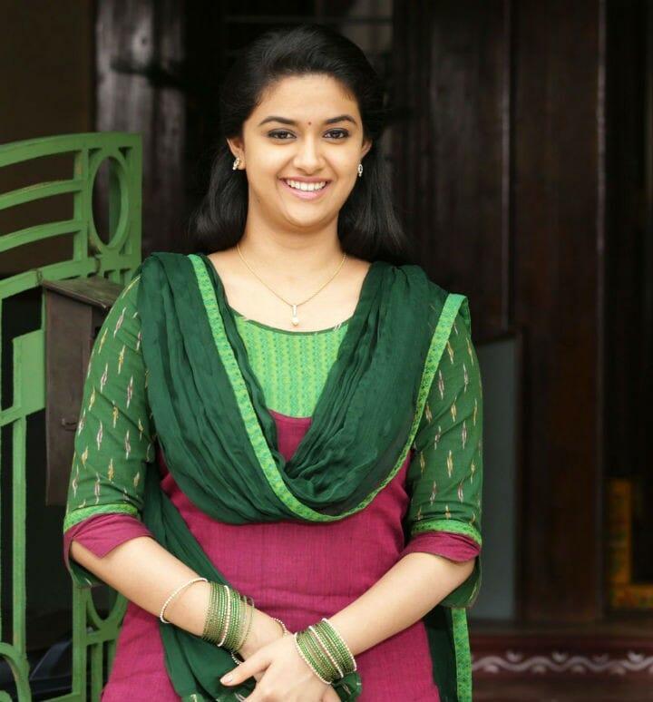 keerthi suresh - Keerthy Suresh prefers Tamil movies