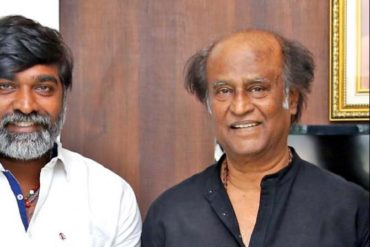 Vijay Sethupathi and Rajinikanth