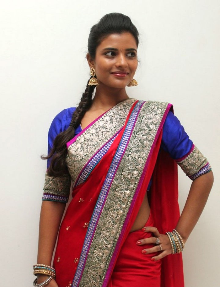 aishwarya rajesh in saree - Aishwarya Rajesh doesn't want to be mother!