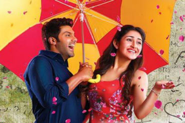 Ghajinikanth Review - Arya and Sayesha Saigal