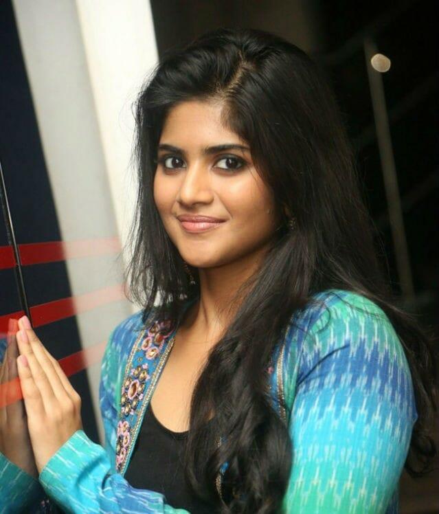 Tamil Actress Megha Akash