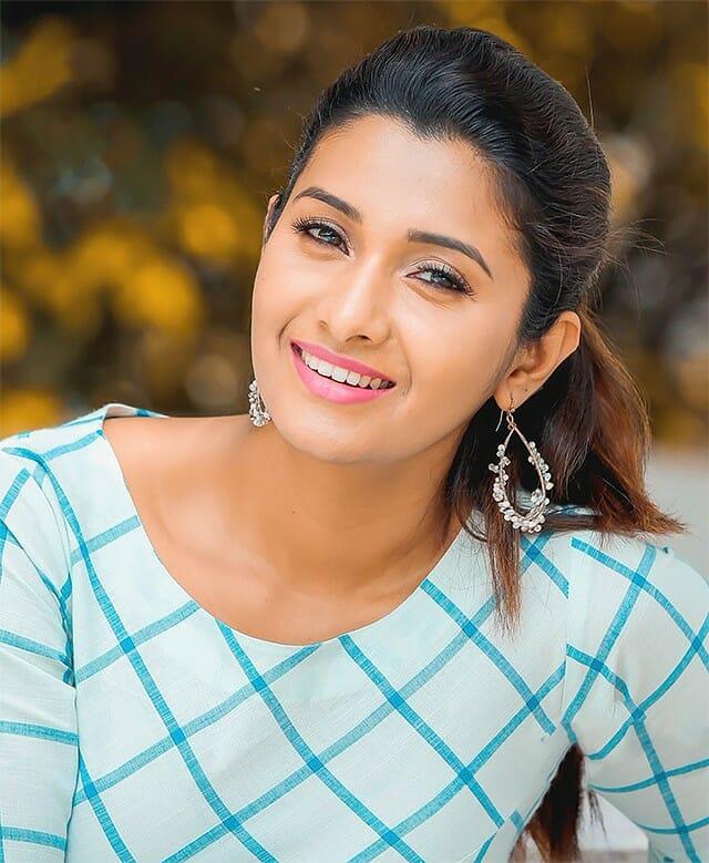 Priya Bhavani Shankar - Actress Priya Bhavani Shankar stars a multistarrer movie