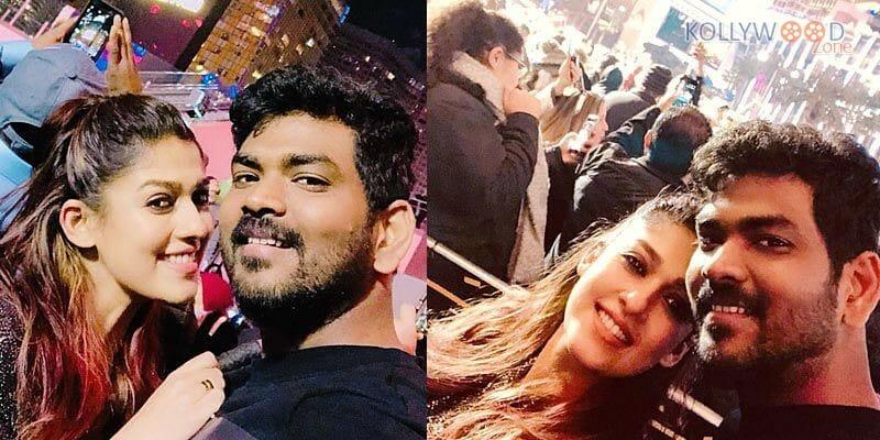 Nayantara & Vignesh Shivan