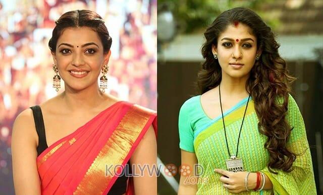 Nayantara & Kajal Agarwal