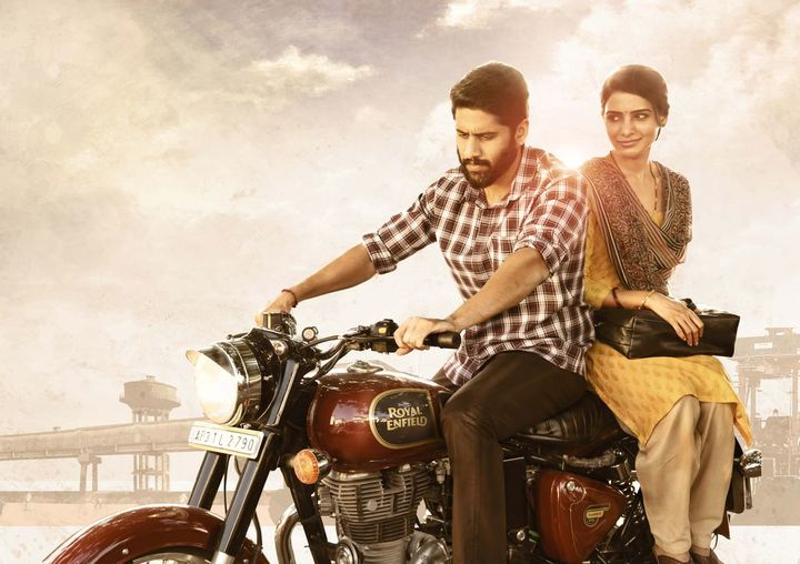 Samantha Akkineni and Naga Chaitanya in Majili movie