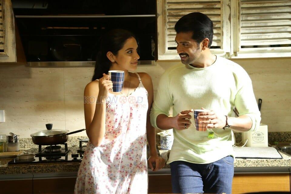 Thadam - Arun Vijay and Tanya Hope