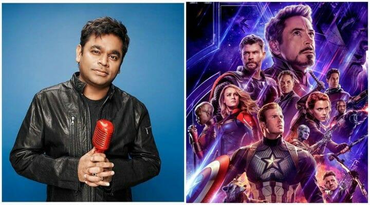 """Avengers Rahman - """"Avengers: End Game"""" fever strikes Kollywood too"""