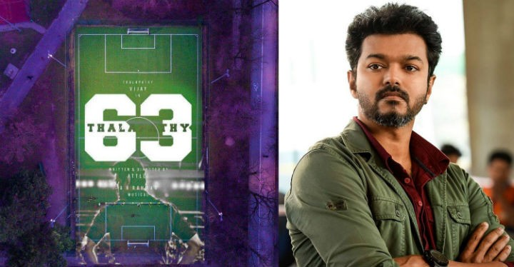 Thalapathy 63 - Yogi Babu and Vivek's roles in Thalapathy 63 revealed