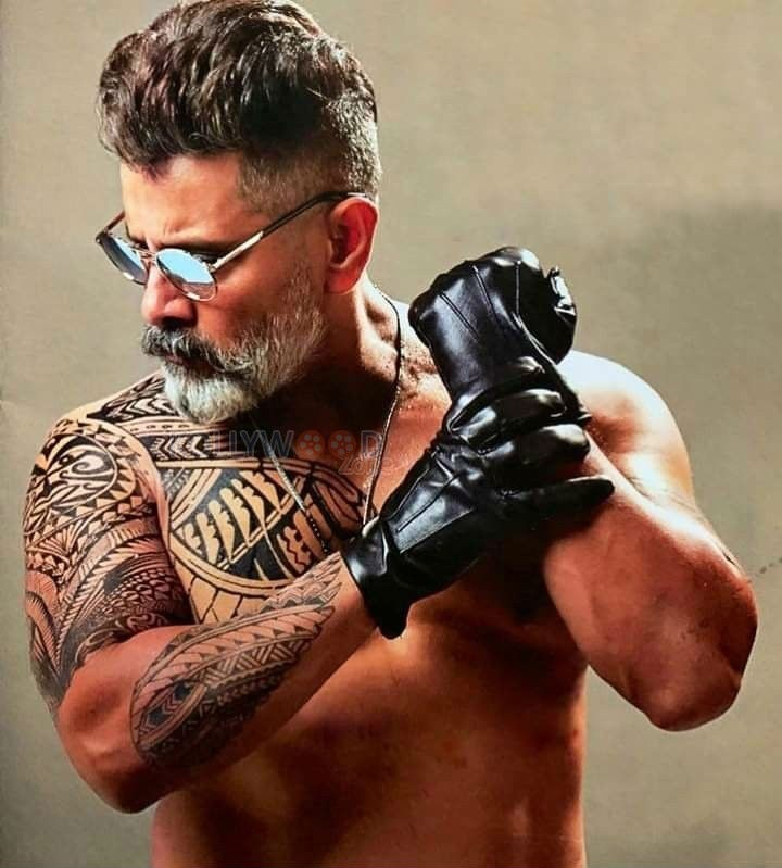 Vikram - Vikram's Kadaram Kondan set for a May release