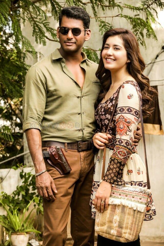 Ayogya - Vishal and Raashi Khanna