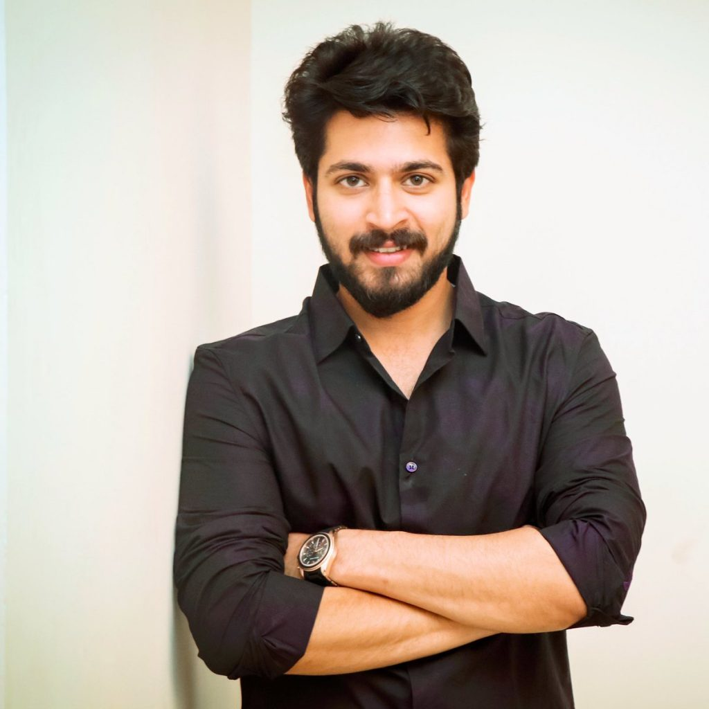 Actor Harish Kalyan