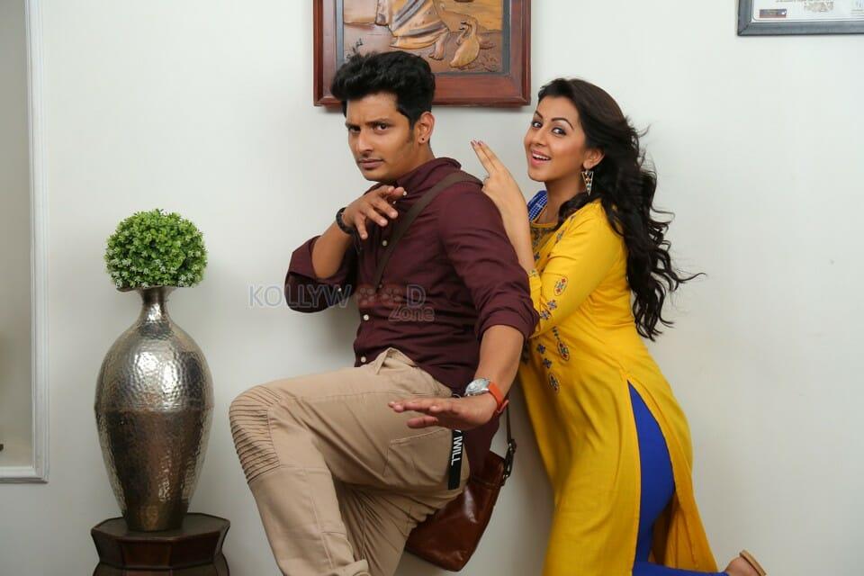 Kee Movie - Jiiva and Nikki Galrani