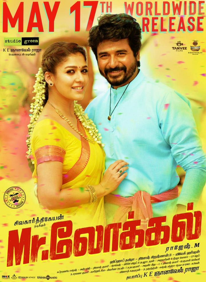 Mr.Local - Sivakarthikeyan and Nayantara