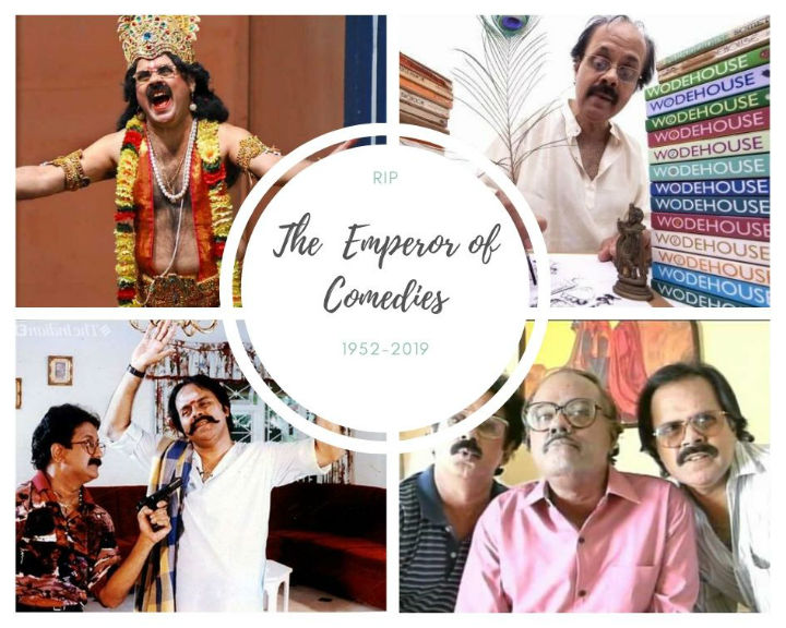 A Tribute to Crazy Mohan