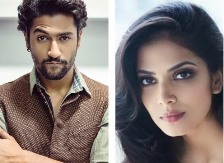 Malavika Mohanan dating Vicky Kaushal