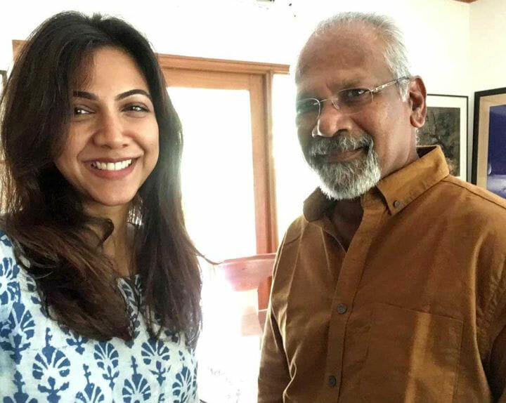 madonna mani ratnam - Mani Ratnam's next production venture goes on floors!