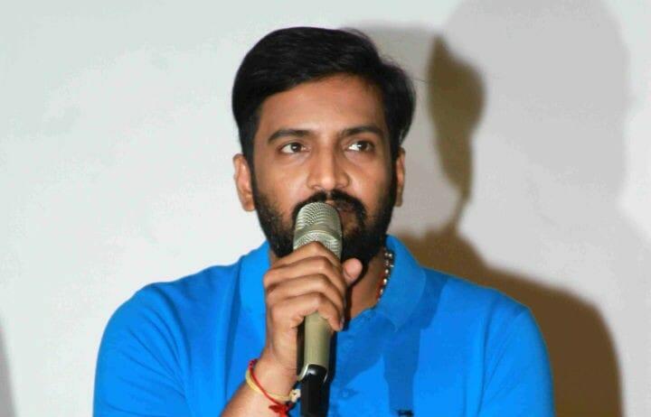 Comedian Santhanam