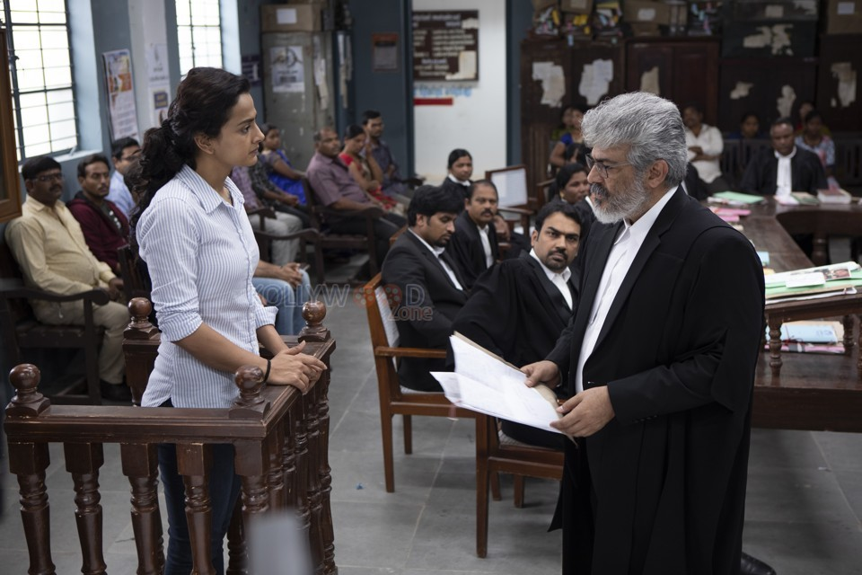 nerkonda paarvai movie photos 25 - Shraddha Srinath opens up on working with thala Ajith Kumar!