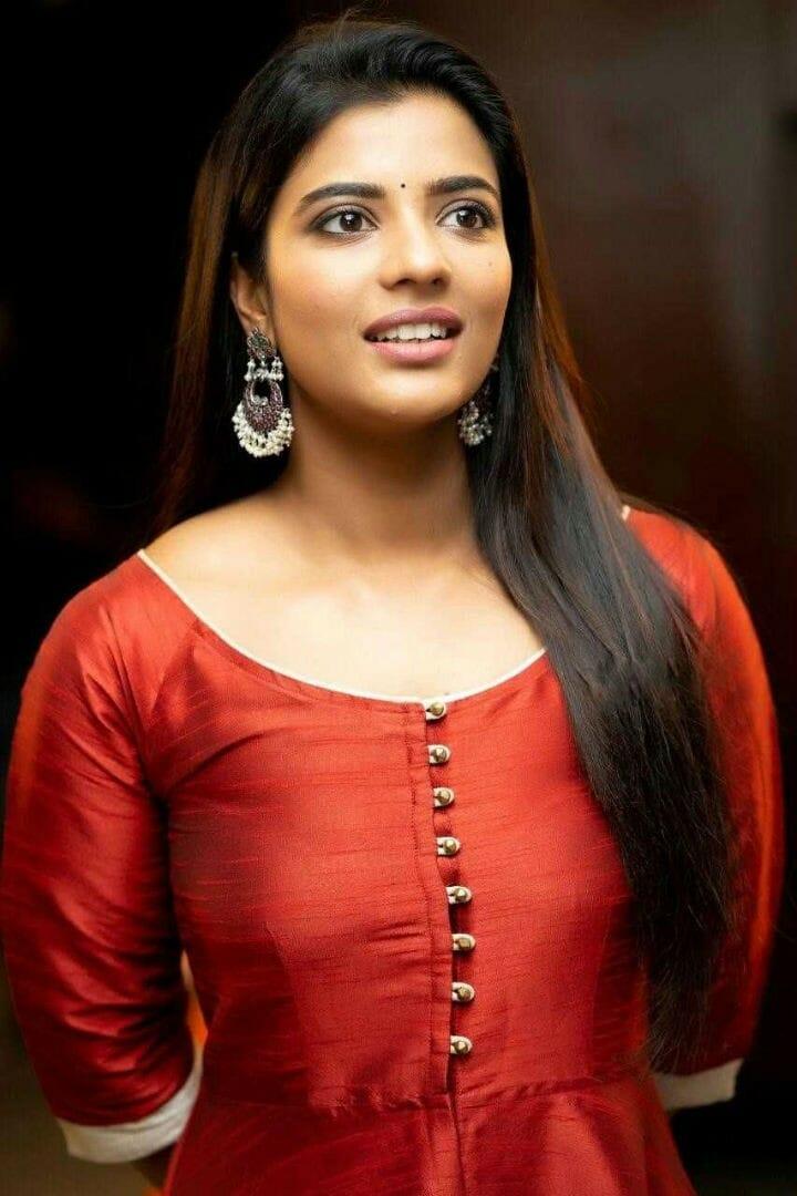 Aishwarya Rajesh - Actress Aishwarya Rajesh's next flick goes on floors!