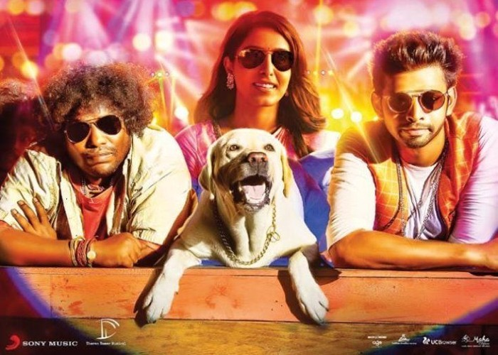 puppy movie poster - Yogi Babu and Varun Kamal's Puppy gets a release date!