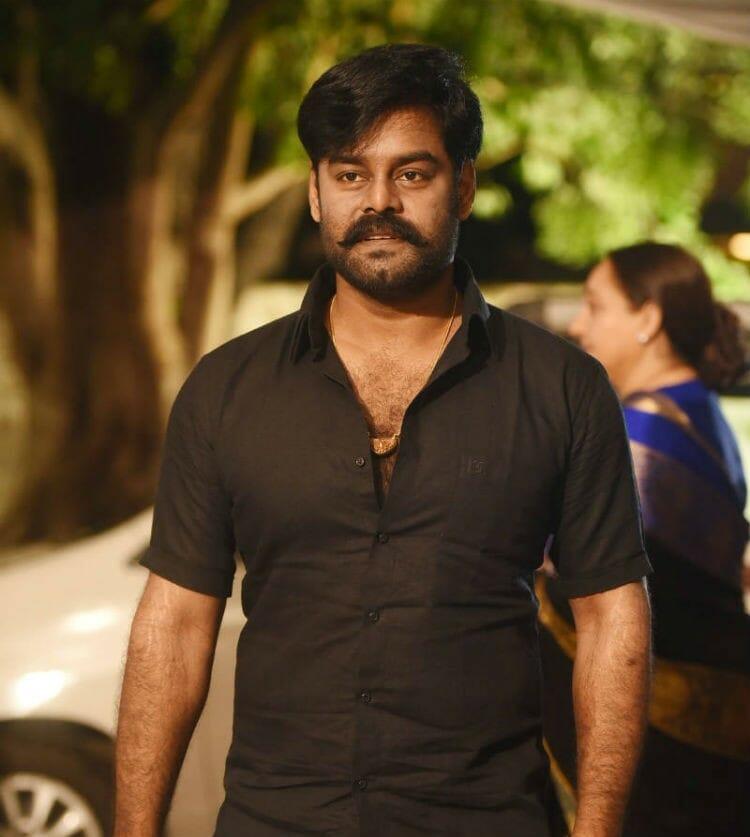 Actor RK Suresh