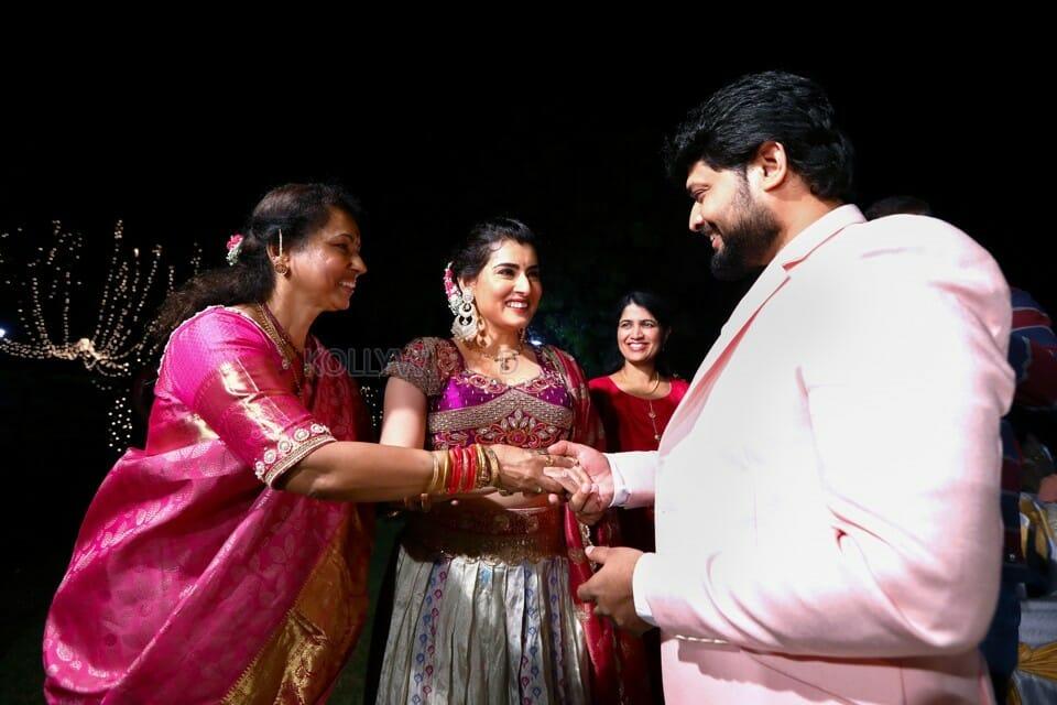 Actress Archana Sangeet Photos 06