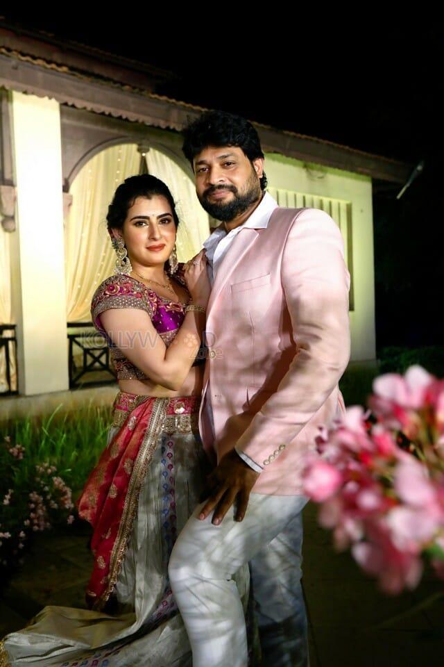 Actress Archana Sangeet Photos 08